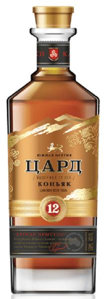 КОНЬЯК ЦАРД 12 ЛЕТ 40% 0,5Л